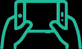 using-phone-icon